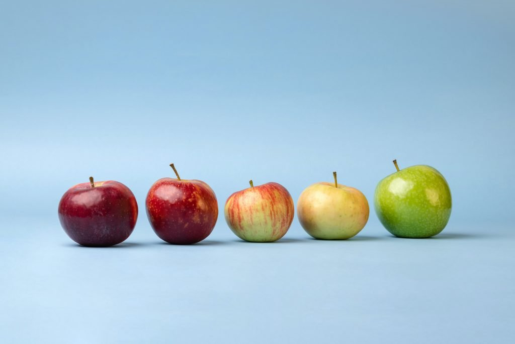 apple analogy for the Trinity