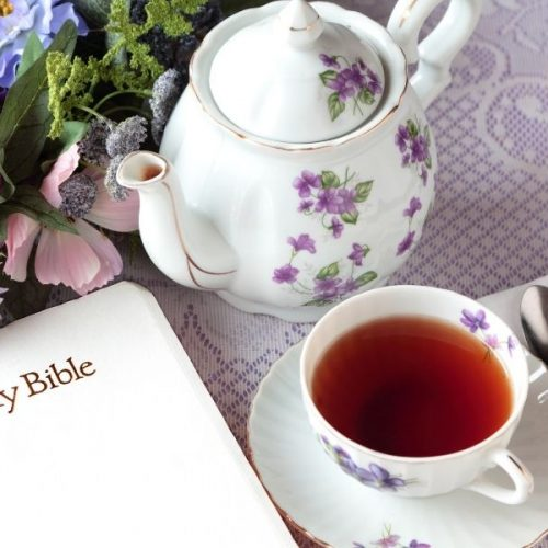 Scripture and Tea Family Bible Study