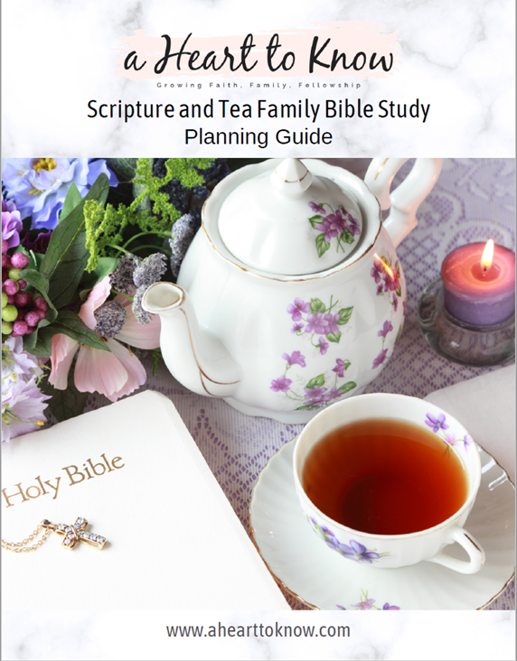 Family Bible Study Planning Guide Download