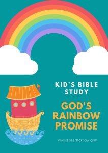 God's Rainbow Promise Kids Bible Study