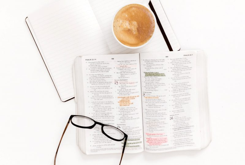 guide on how to study the bible